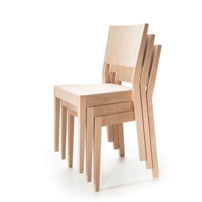 Beat-tuoli pinottuna