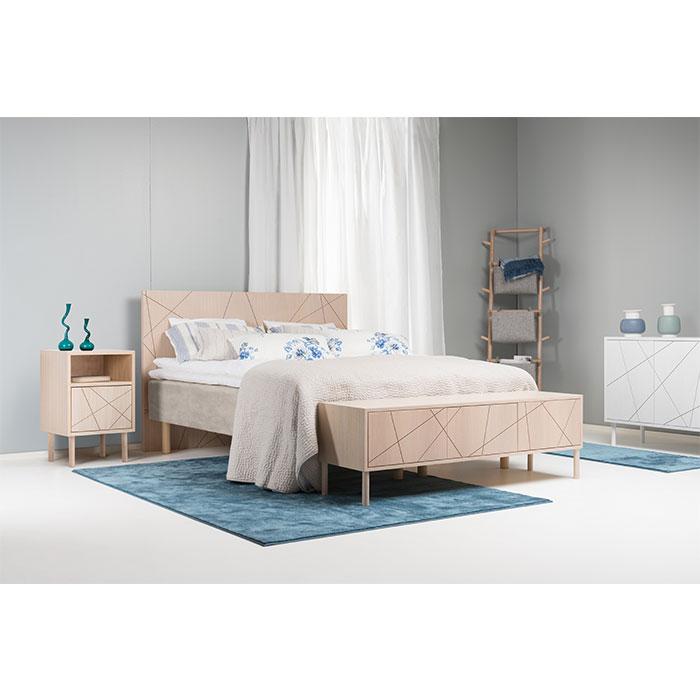 viiva-makuuhuonemiljoo