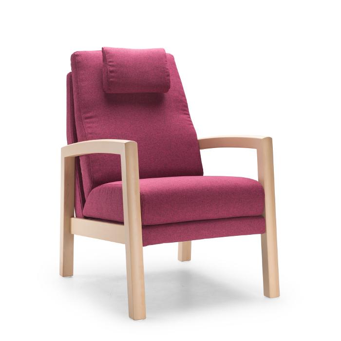 Sella nojatuoli fuksia
