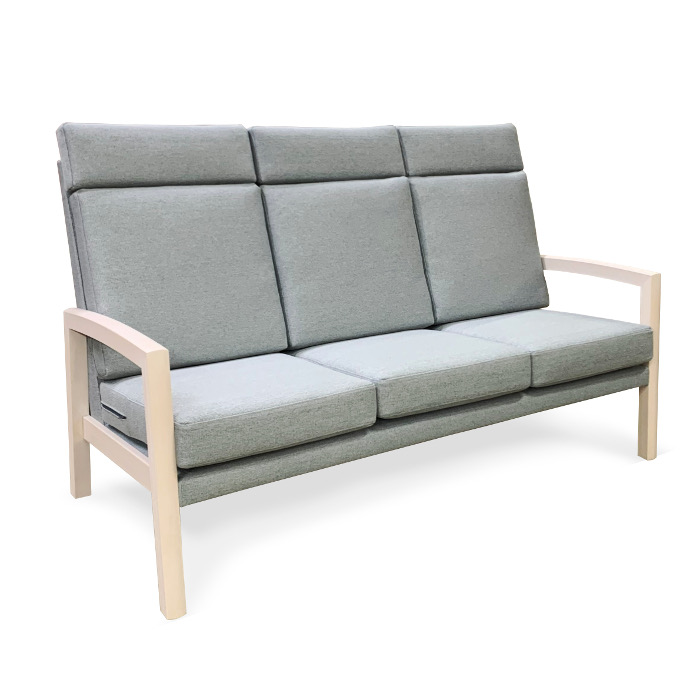 nella korkea sohva
